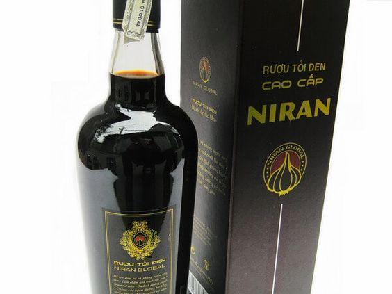 Rượu tỏi đen Niran